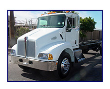 2003 Kenworth W-900 Heavy Spec with 2006 Edge Roll-OfF