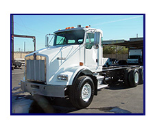 2000 KW T-800 Heavy Spec Factory Day Cab