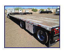 1998 Lufkin Step Deck Trailer